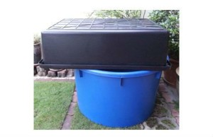 Aquaponics tanks for your growbed