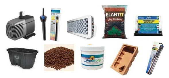 Aquaponics-Supplies